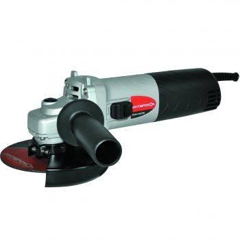 Угловая шлифмашина Интерскол УШМ-125/750, мощность 710Вт, диаметр шлифовального круга 125мм, скорость вращения до 11000об/мин