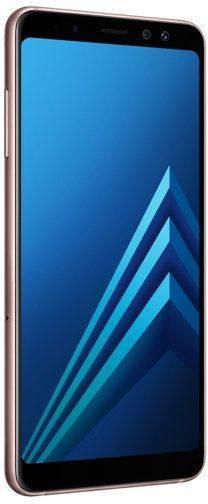 Смартфон Samsung Galaxy A8+ (2018) SM-A730F 32ГБ синий (SM-A730FZBDSER) - фото 4