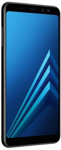 Смартфон Samsung Galaxy A8 (2018) SM-A530F 32ГБ черный - фото 3