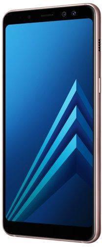 Смартфон Samsung Galaxy A8 (2018) SM-A530F 32ГБ синий (SM-A530FZBDSER) - фото 3