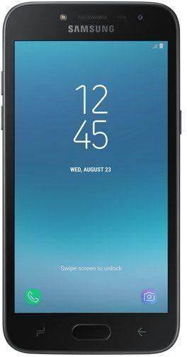 Смартфон Samsung Galaxy J2 (2018) SM-J250 16ГБ черный - фото 1