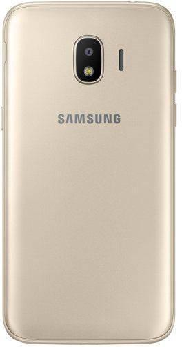 Смартфон Samsung Galaxy J2 (2018) SM-J250 16ГБ золотистый (SM-J250FZDDSER) - фото 2