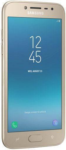 Смартфон Samsung Galaxy J2 (2018) SM-J250 16ГБ золотистый (SM-J250FZDDSER) - фото 5