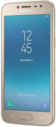 Смартфон Samsung Galaxy J2 (2018) SM-J250 16ГБ золотистый - фото 6
