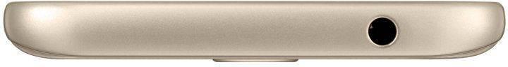 Смартфон Samsung Galaxy J2 (2018) SM-J250 16ГБ золотистый (SM-J250FZDDSER) - фото 8
