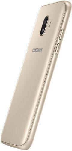 Смартфон Samsung Galaxy J2 (2018) SM-J250 16ГБ золотистый (SM-J250FZDDSER) - фото 9