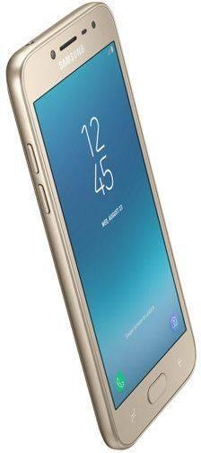 Смартфон Samsung Galaxy J2 (2018) SM-J250 16ГБ золотистый - фото 10