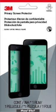 Плёнка защиты информации 3M MPPAP001 для Apple iPhone 6/6S/7 (7100042779)