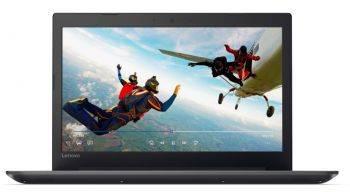 "Ноутбук 15.6"" Lenovo IdeaPad 320-15ISK черный (80XH00EHRK)"