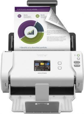 Сканер Brother ADS-2700W (ADS2700WTC1)