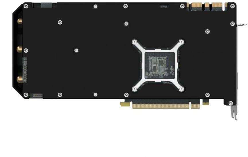 Видеокарта Palit PA-GTX1070Ti Super Jetstream 8G 8192 МБ (NE5107TP15P2-1041J) - фото 4