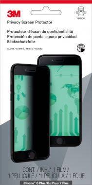 Плёнка защиты информации 3M MPPAP010 для Apple iPhone 6 Plus/6S Plus/7 Plus (7100112606)