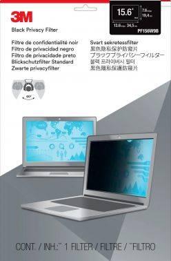 """Пленка защиты информации для ноутбука 15.6"""" 3M PF156W9B черный (7000014518)"""