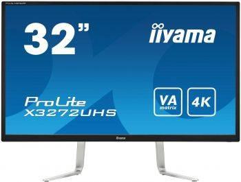 """Монитор 31.5"""" Iiyama ProLite X3272UHS-B1 черный"""