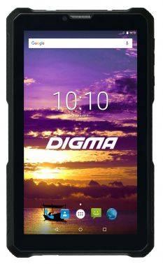 """Планшет 7"""" Digma Plane 7565N 3G Kids theme 3 (space) 16ГБ разноцветный (PS7180PG)"""