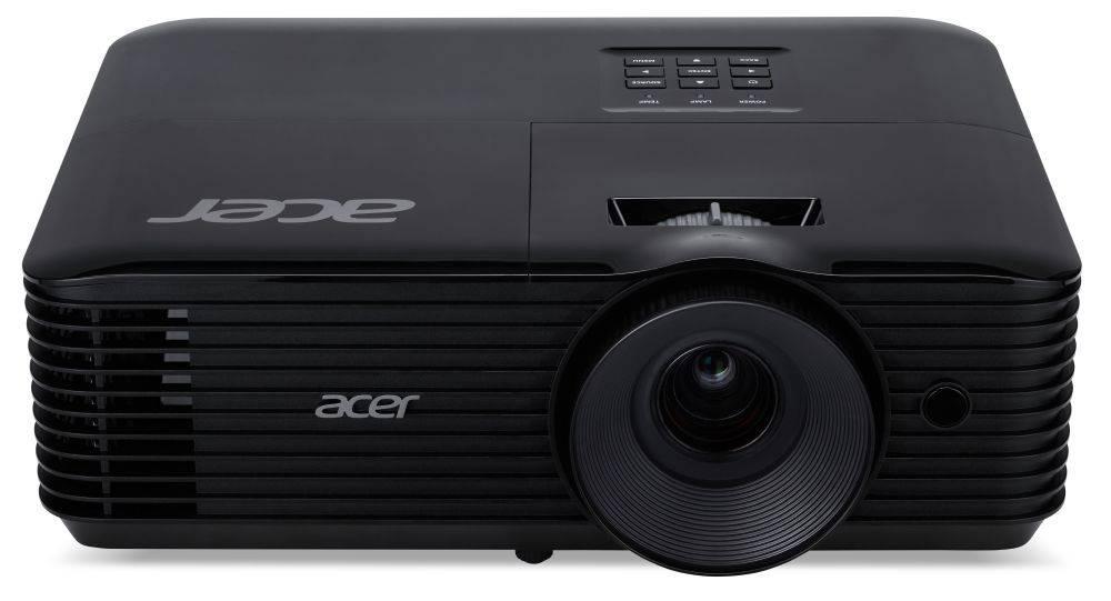 Проектор Acer X118H черный - фото 2