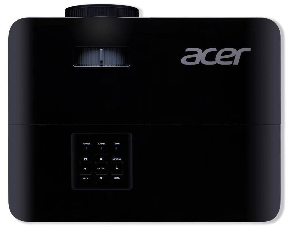 Проектор Acer X118H черный (MR.JPV11.001) - фото 5