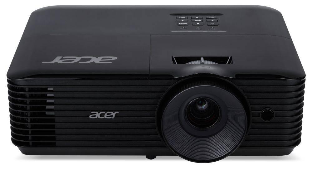 Проектор Acer X128H черный - фото 2