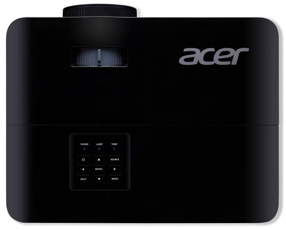 Проектор Acer X128H черный (MR.JQ811.001) - фото 5