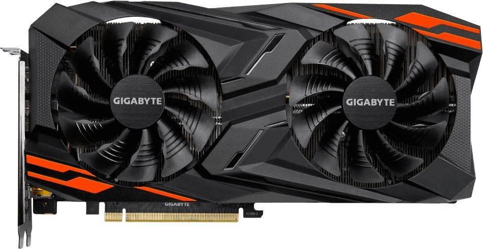 Видеокарта Gigabyte Radeon RX VEGA 56-8G 8192 МБ (GV-RXVEGA56GAMING OC-8GD) - фото 2