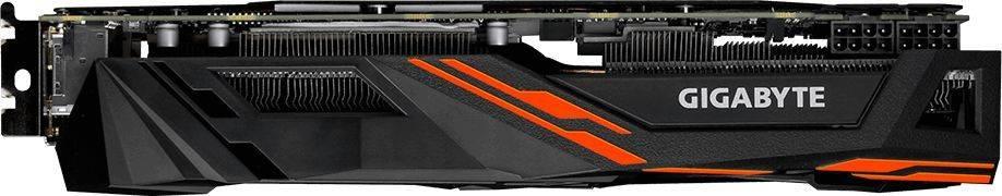 Видеокарта Gigabyte Radeon RX VEGA 56-8G 8192 МБ (GV-RXVEGA56GAMING OC-8GD) - фото 4