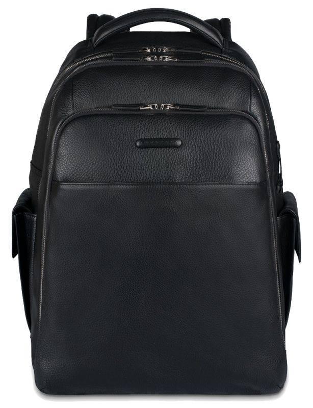 Рюкзак Piquadro Modus черный, кожа натуральная (CA3444MO/N) - фото 1