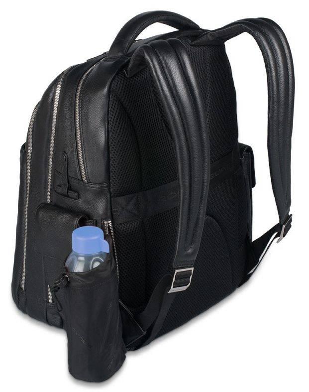 Рюкзак Piquadro Modus черный, кожа натуральная (CA3444MO/N) - фото 8