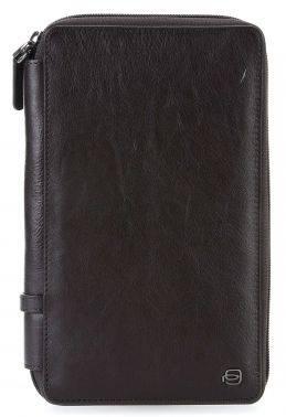 Мультипортмоне Piquadro Black Square темно-коричневый (PP3246B3R/TM)