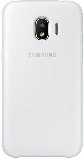 Чехол Samsung Dual Layer Cove, для Samsung Galaxy J2 (2018), белый (EF-PJ250CWEGRU) - фото 10