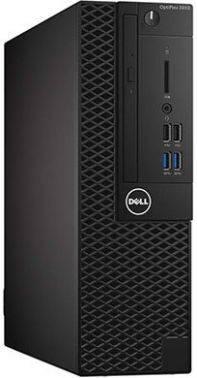 Компьютер Dell Optiplex 3050 черный (3050-0436)
