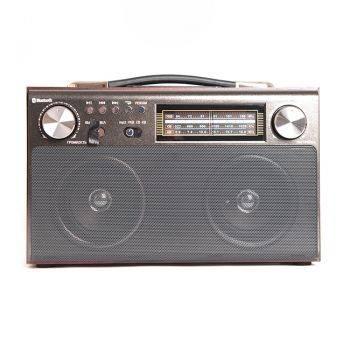 Радиоприемник Сигнал БЗРП РП-322 коричневый (19338)