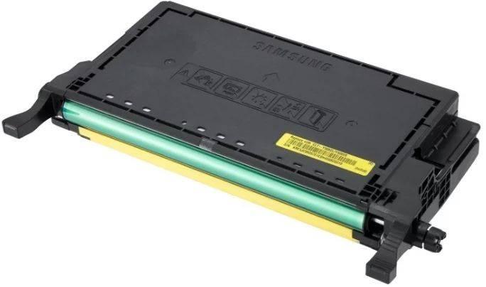 Картридж Samsung CLT-Y508L желтый (SU535A) - фото 3