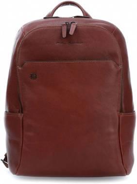 Рюкзак Piquadro Black Square красный, кожа натуральная (CA3214B3/R)