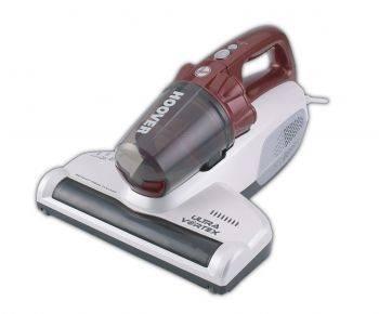 Ручной пылесос Hoover MBC500UV 011 белый/красный