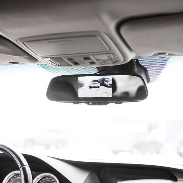 Автомобильный монитор Sho-Me Monitor-M43 Touch (MONITOR-M43 TOUCH) - фото 5