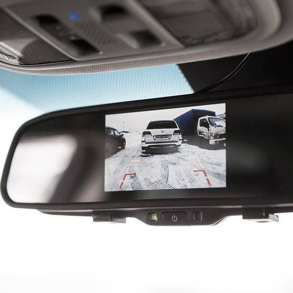 Автомобильный монитор Sho-Me Monitor-M43 Touch (MONITOR-M43 TOUCH) - фото 6