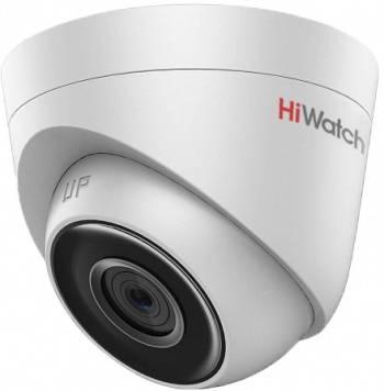 Видеокамера IP HiWatch DS-I203 (C) белый (ds-i203 (c) (4 mm))