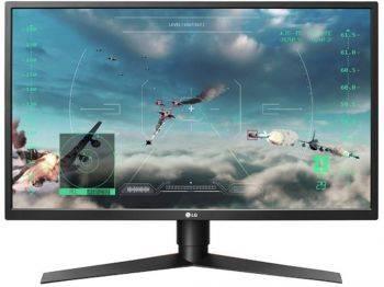 """Монитор 27"""" LG Gaming 27GK750F-B черный/красный (27GK750F-B.ARUZ)"""