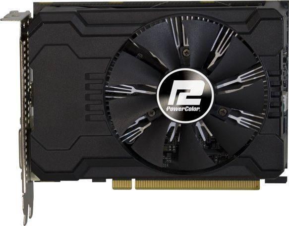 Видеокарта PowerColor Radeon RX 550 2GB 2048 МБ (AXRX 550 2GBD5-DHA/OC) - фото 2