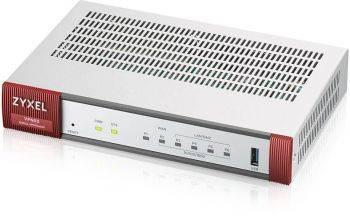 Сетевой экран Zyxel ZyWALL VPN50 серебристый (VPN50-RU0101F)