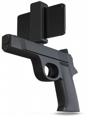 Пистолет виртуальной реальности HIPER VR ARGUN200 черный (HIP-ARGUN200-BK)