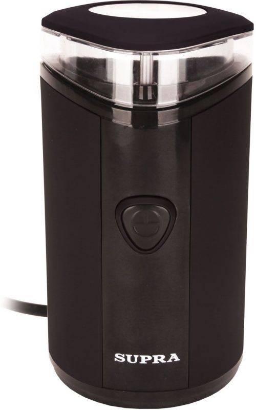Кофемолка Supra CGS-311 черный (11910) - фото 1