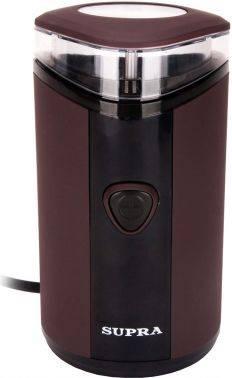 Кофемолка Supra CGS-311 коричневый (11911)