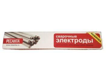 Электроды Ресанта МР-3 Ф2,5 D2.5мм L350мм 1000гр (71/6/22)