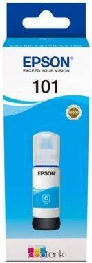 Картридж Epson L101 синий (c13t03v24a)