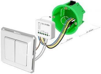 Комплект контроль электроприборов и доступа Rubetek RK-3500