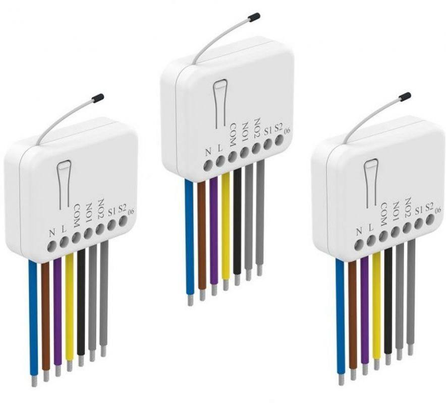 Комплект контроль электроприборов и доступа Rubetek RK-3500 - фото 3