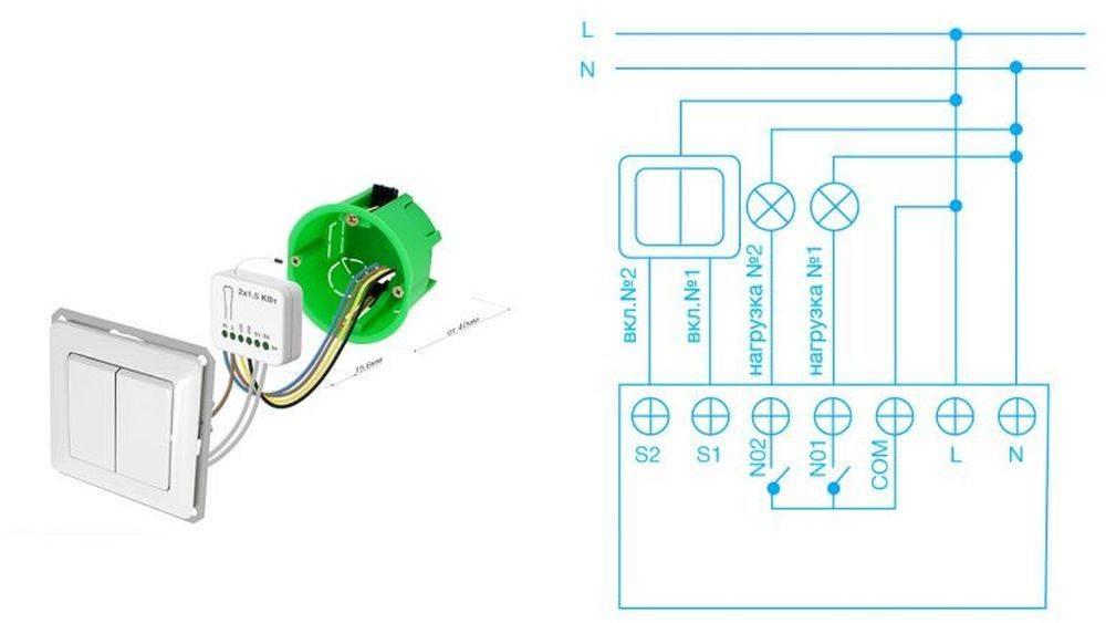 Комплект контроль электроприборов и доступа Rubetek RK-3500 - фото 4