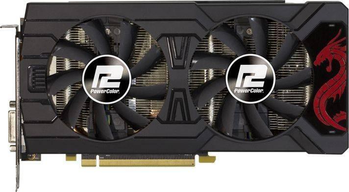 Видеокарта PowerColor Red Dragon RX570 8GB GDDR5 8192 МБ (AXRX570 8GBD5-3DHD/OC) - фото 2