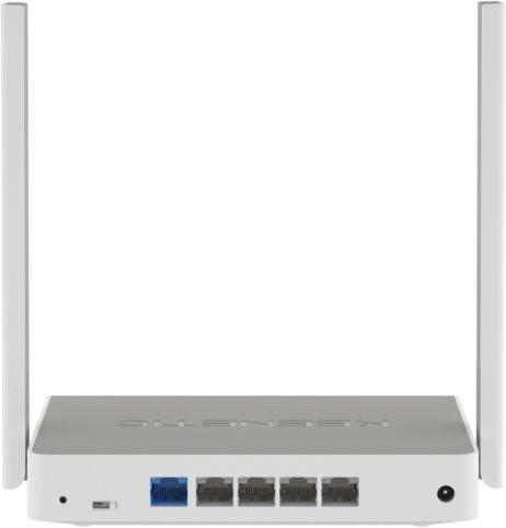 Беспроводной маршрутизатор Keenetic Lite (KN-1310) белый - фото 4
